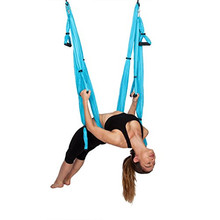 Ultra Strong Air Swing Flying Yoga Hammock For Sale