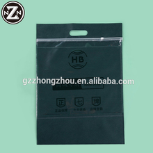 Plastic bags China manufacturer wholesale customized printed zip lock plastic bags,colored zip-lock plastic bag for garment