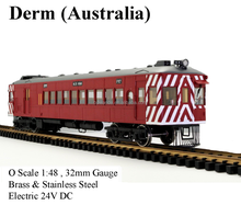 DERM ,1:48 Electric Australian train (Brass made)