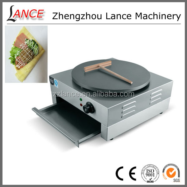 Hot sale factory quality non-stick crepe maker /pancake cooker