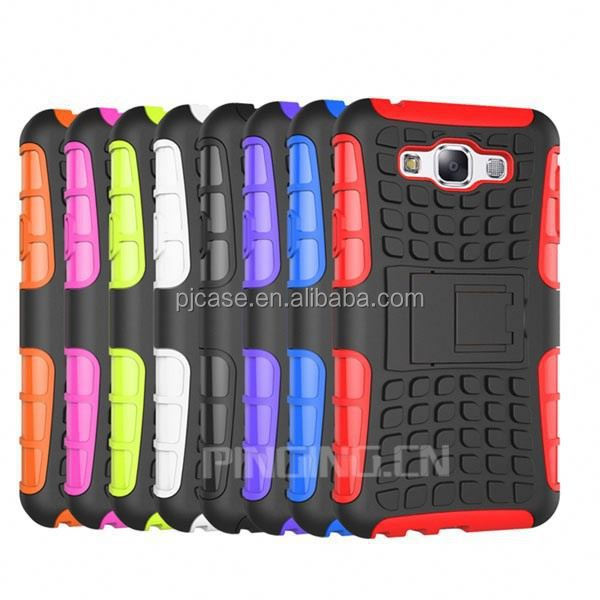 Hot selling shockproof Back cover for sumsung Galaxy S4 Mini I9190 ,for sumsung Galaxy S4 Mini I9190 hybrid combo case