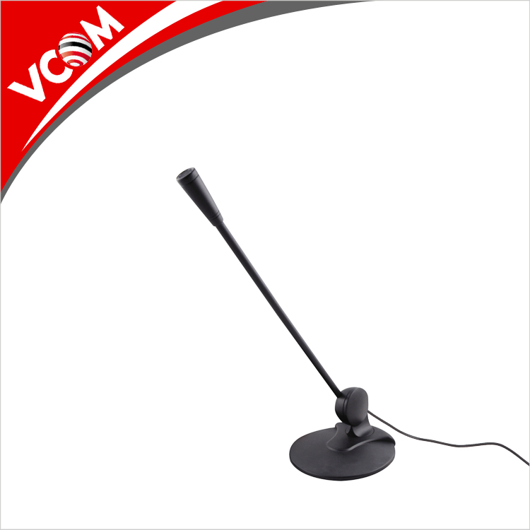 Free Sample Conference Condenser Desktop Microphone MIC Speaker for Lecture skype