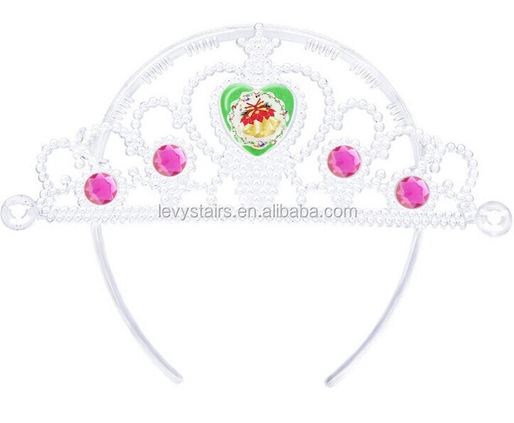 Christmas party series Princess wear headdress