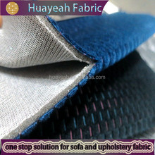 100% Polyester jacquard auto car seat cover upholstery fabric