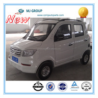 Cheapest 5 seater Electric mini delivery car pickup truck for sale