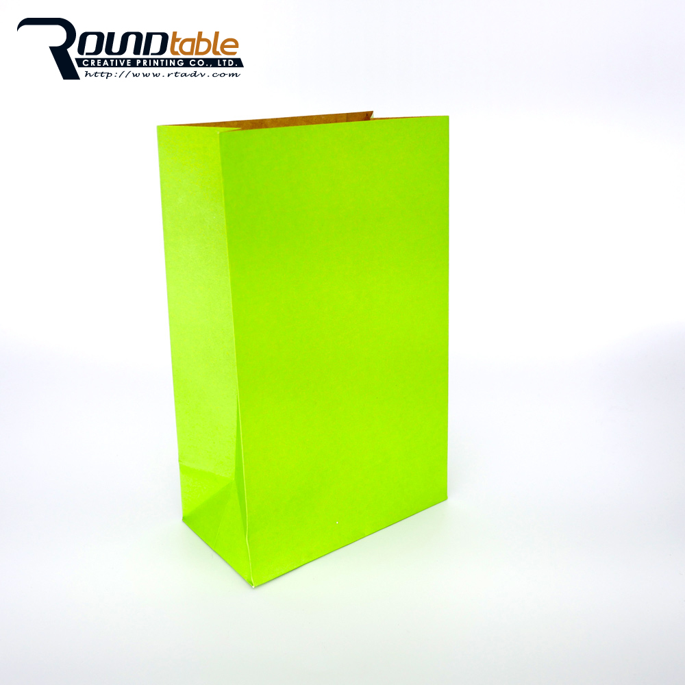 Biodegradable wholesale Aluminum Foil zip lock popcorn paper bag