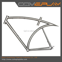 geo titanium road bike frame