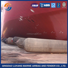 inflatable marine rubber launching lifting salvage airbags