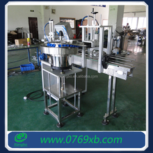 Automatic Capping Machine For plastic cap spray pump caps