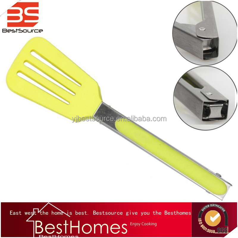 Performance promotional cheap cake tools silicone tongs,funny Silicone BBQ Food Serving Tongs