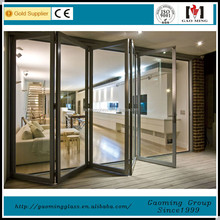 China very good supplier wrought iron glass interior door with professional engineers team DS-LP6677