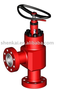 API 6A Manual Choke Valve
