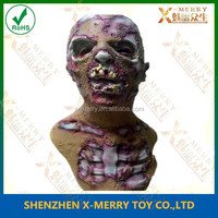 chilly zombie mannequin flesh eater mask decayed skin
