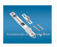 mortise sliding lock, hook lock , replacement window lock