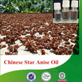 Chinese 100% natural & pure anise oil, star anise oil with high quality