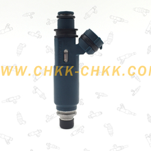 Gasoline engine Parts Fuel Injector OEM 23209-50040 23209-66010 Nozzle 23250-50040 23250-66010