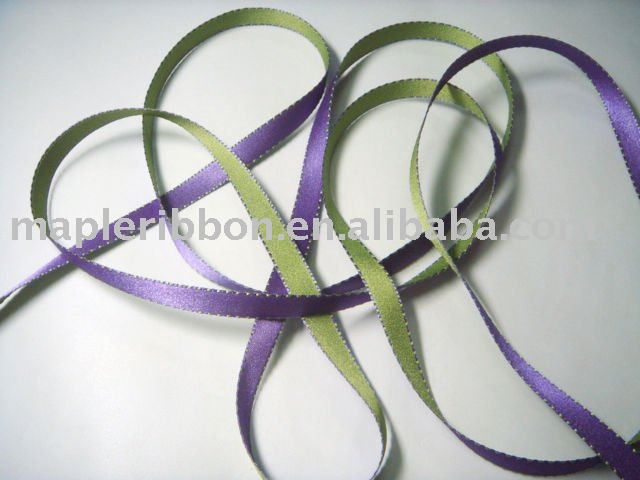 satin ribbon, decorative ribbon, garment accessory