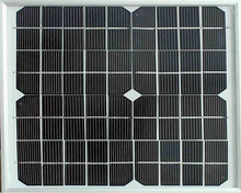 Factory direct 2014 hot sale 50W 18V competitive price per watt solar panels