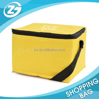 Convenient Carrying Custom Cheap Polyester Long Cooler Bag