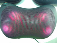 Butterfly Shape Car Massage Pillow/High Quality Heated Car Massage Cushion/Car Seat Massage Cushion