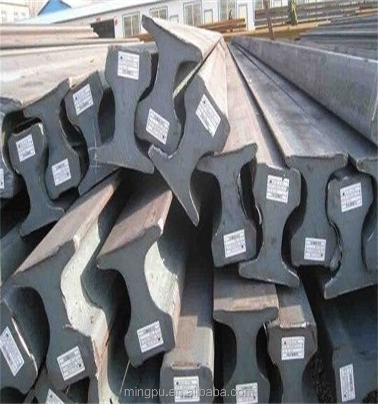 steel rail for shipyard Crane