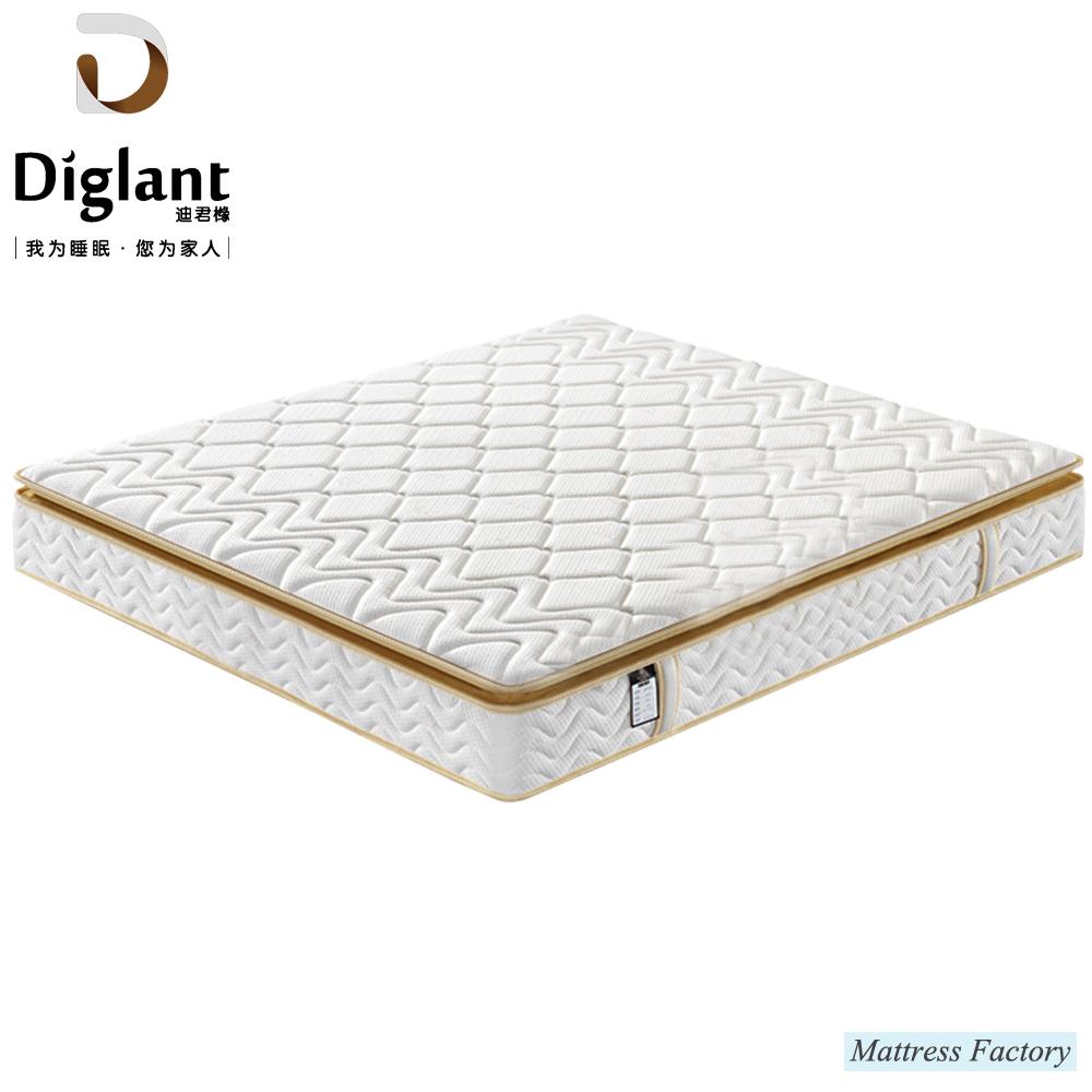 Compressed Bedroom Roll Up Package Spring Latex Foam Hybrid Mattress - Jozy Mattress | Jozy.net