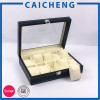 Sturdy customized lid and base ceramic jewellery box
