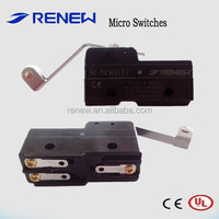 Z-15EW29 reversing roller lever solder terminal micro switch