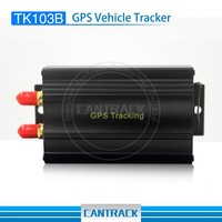 TK103B Disable engine SMS Platform Gps Tracker quick track vehicle tracking system