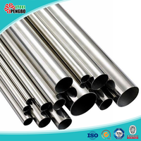 Mirror Polished 304 Stainless steel pipe from China