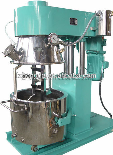 Double Planetary Blend Mixer with Tanks