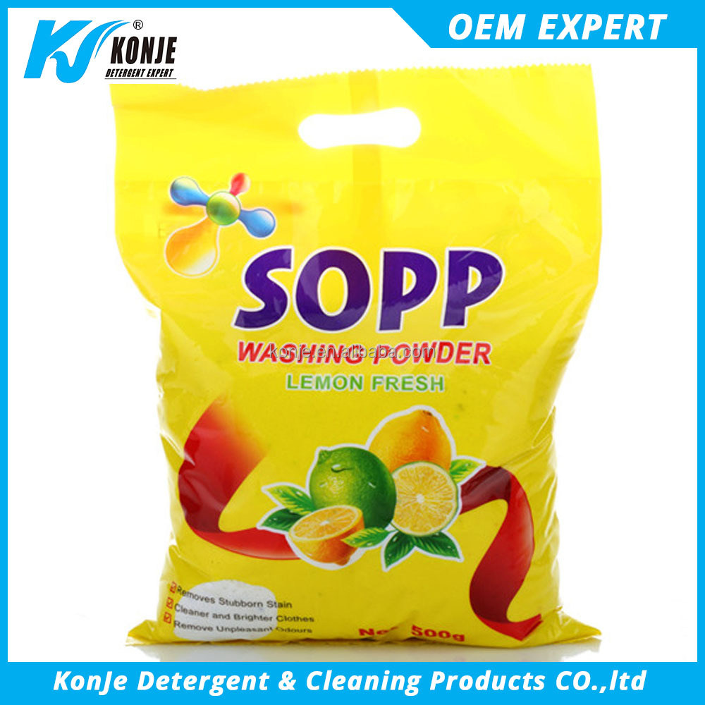 High active fom detergent powder good laundry detergent slogans