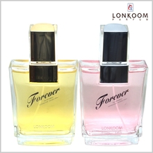 Lonkoom high quality Chypre-Friuty scent forever love perfume