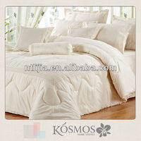 Polycotton embroidery duvets and comforters