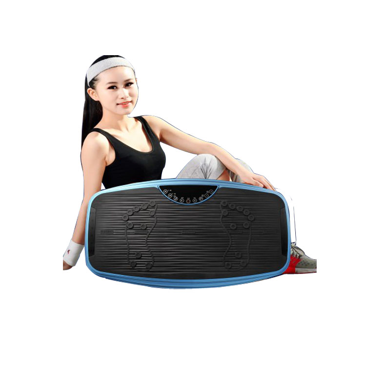 2016 Newest Full Body Vibration Pow er Machine Crazy Fit Massage with MP3&Bluetooth