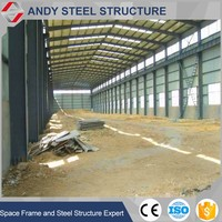 Light steel indutrial construction design steel warehouse buildings metal structure