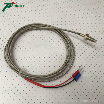 Yancheng TOPRIGHT manufacture E type thermocouples