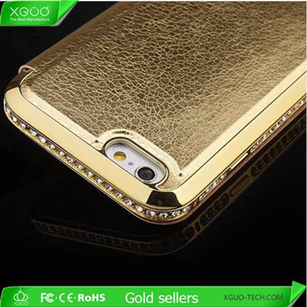 best products for import luxury leather case for iphone 6