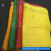 PE woven plastic vegetable net mesh bags for potatoes