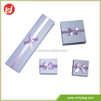 China wholesale purple packing fashion paper pen box