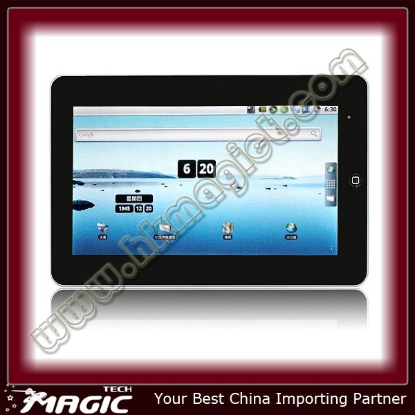 10.2 inch Android 2.2 Tablet - tablet 10
