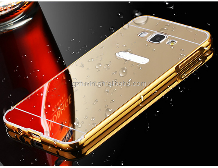 100% high-quality imported & environmental-friendly aluminum bumper case for samsung galaxy mega 6.3
