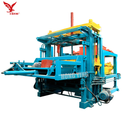 2017 hot sell QT5-20 fly ash cement brick making machine price in india
