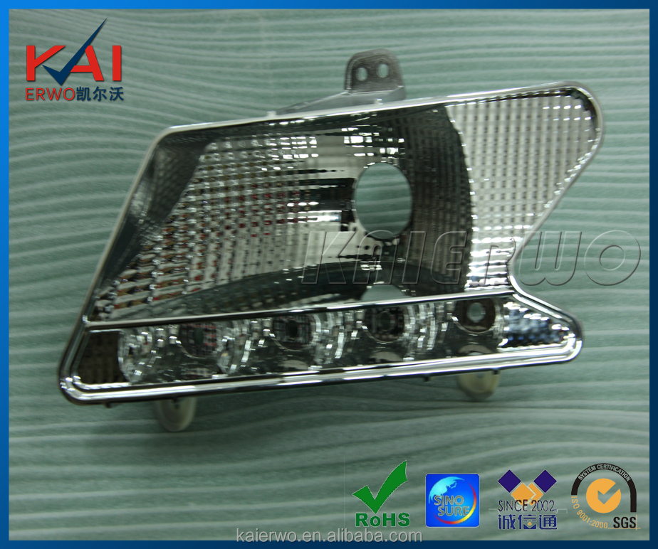Custom Auto Spare Parts and Accessories for Car Modification