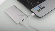 5000mAh External Battery Charger High Capacity Power Bank for Mobile Phone