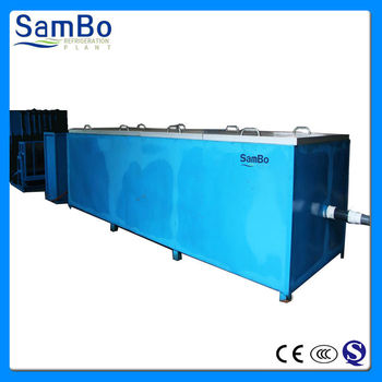 3T CE approved block Ice plant machine for sale