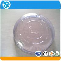 Well-quality disposable large plastic cake domes