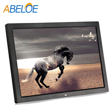 Multi Function 15.4 Inch LCD advertising media player