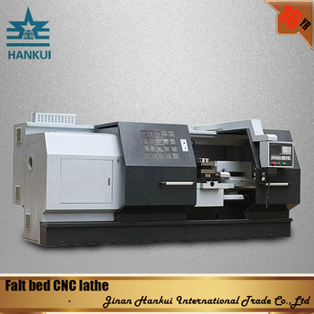 CKNC6163 CNC aluminum milling cutters machining equipment