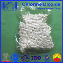 Tank Cleaning Chemical Agent Chlorine Dioxide From China Supplier